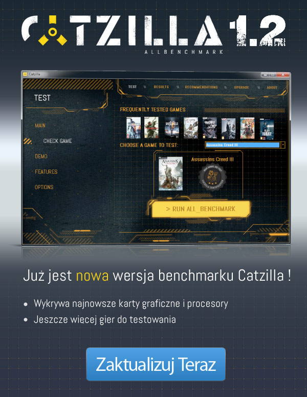 Catzilla Computer Benchmark - Download